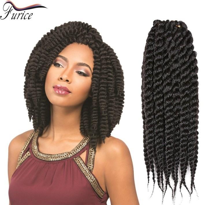 New Hair Style Bouncy Havana Mambo Twist Crochet Braids Short Afro regarding Mambo Twist Hair Styles