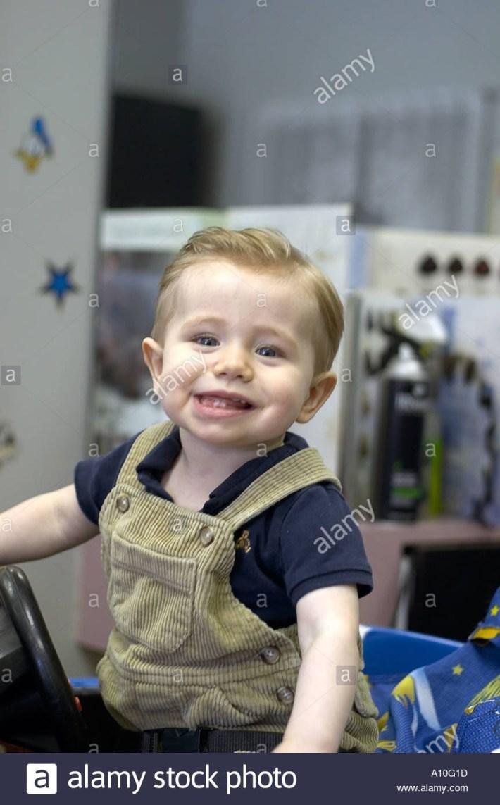 one year old haircuts boy - wavy haircut