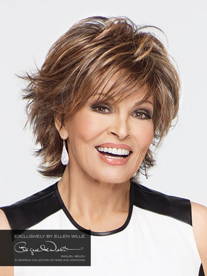 Raquel Welch Perücke Indiana | Friseurbedarf 24 Online Shop inside Front And Back Pictures Of Rochelle Welch Hairstyles