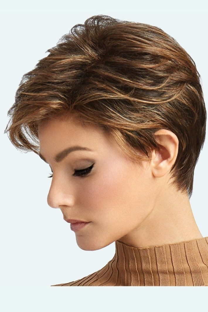 Raquel Welch Wigs - Advanced French In 2019 | Hair Style | Short regarding Front And Back Pictures Of Rochelle Welch Hairstyles