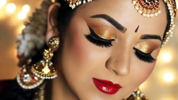 Recreating My Traditional Bridal Look | Indian Wedding Makeup within Indian Wedding Makeup Photos
