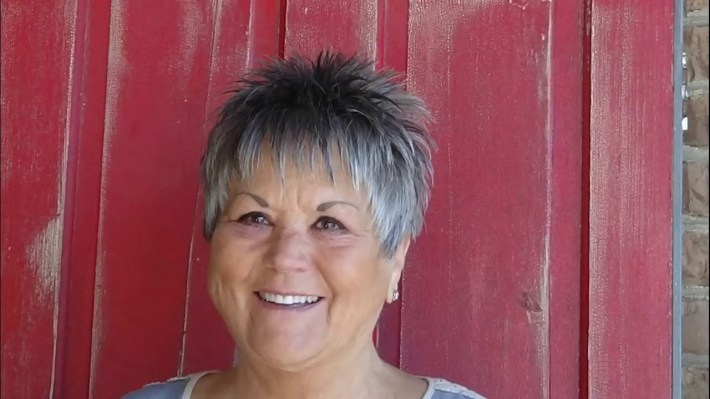 Short Hairstyles For Women With Fine And Thin Hair And Over 50-60 throughout Short Haircuts For Women With Hair Loss
