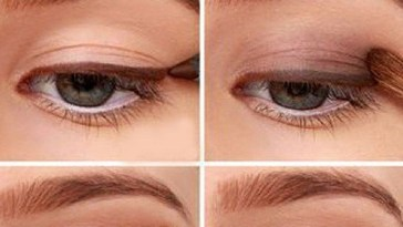 The Quick & Easy Eye Makeup Look Anyone Can Do | Makeup | Makeup throughout Natural Makeup Step By Step With Pictures