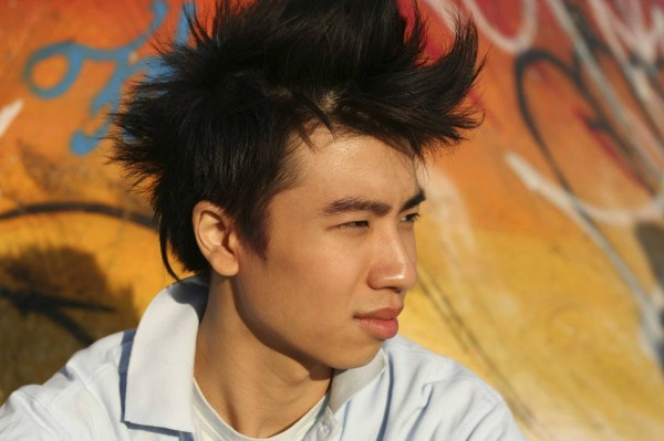 13 Different Looks To Amp Up Straight Asian Hair Types in Asian Ponytail Hairstyles Male