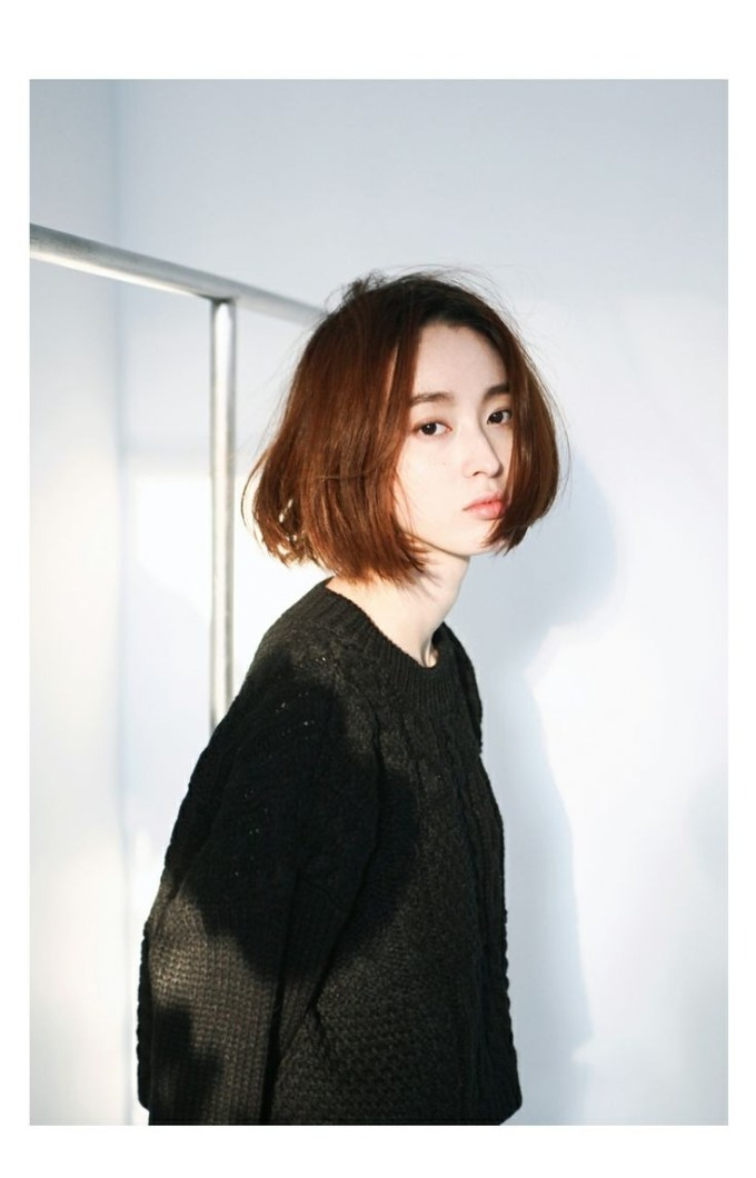 20 Charming Short Asian Hairstyles For 2019 - Pretty Designs intended for Top-drawer Asian Hairstyles Short Hair