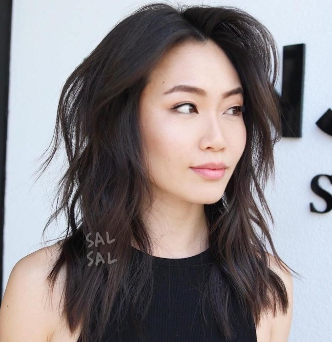 30 Modern Asian Hairstyles For Women And Girls | Hair | Medium Hair in Asian Medium Wavy Hairstyles