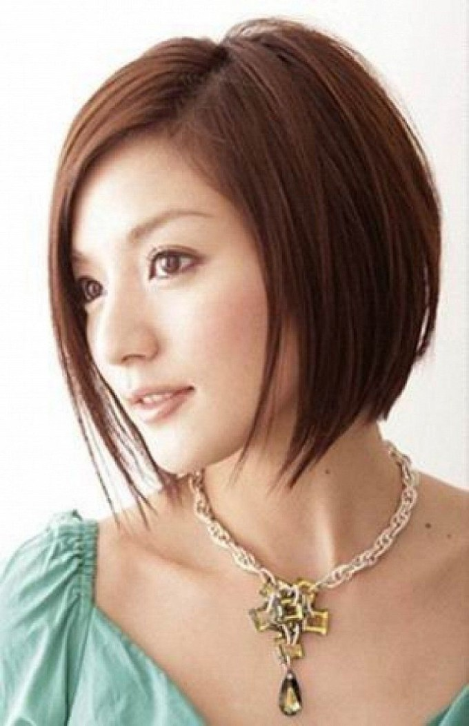 Asian Short Bob Haircuts_02 - Latest Hair Styles - Cute & Modern within Short Bob Hairstyles For Asian Hair