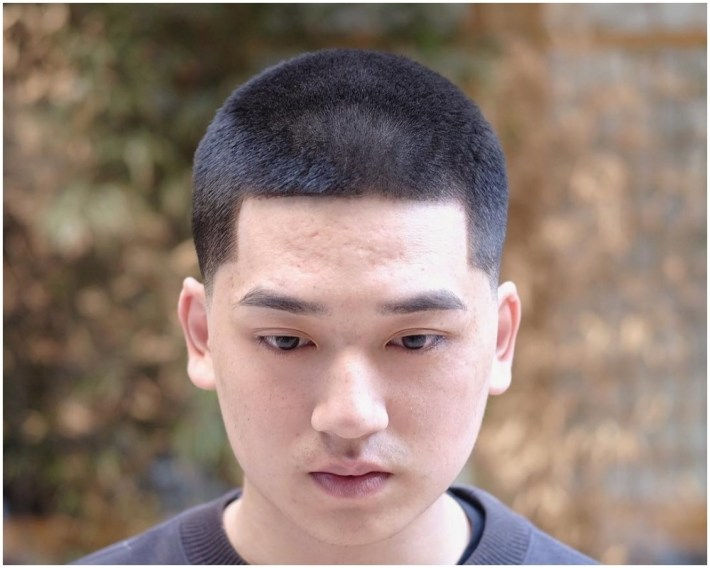Asian Short Male Hairstyles • Short Hairstyle inside Amazing Asian Hairstyles Male 2017