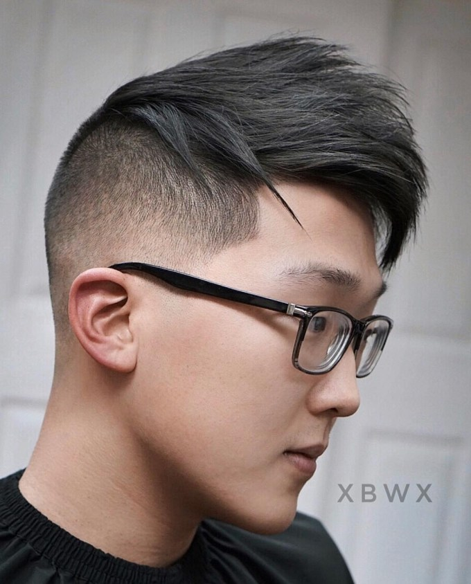 Best Hairstyles For Asian Men intended for Best Cool Hairstyles For Asian Guys