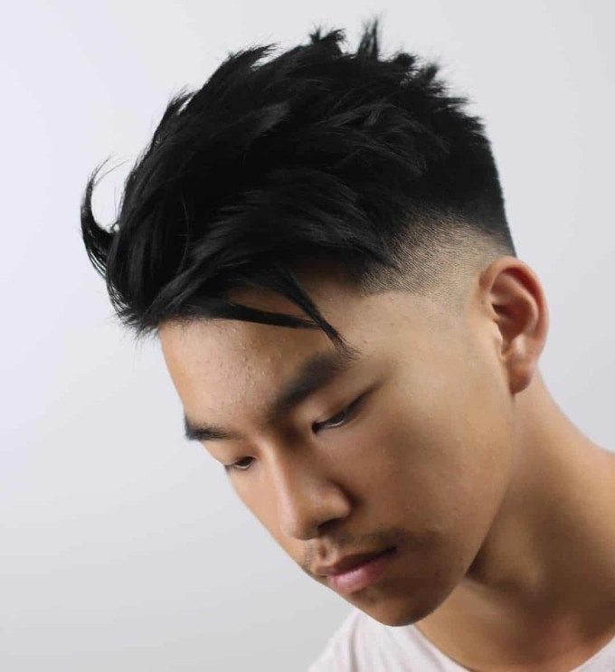 Best Hairstyles For Asian Men throughout Best Hairstyles For Asian Male Round Face
