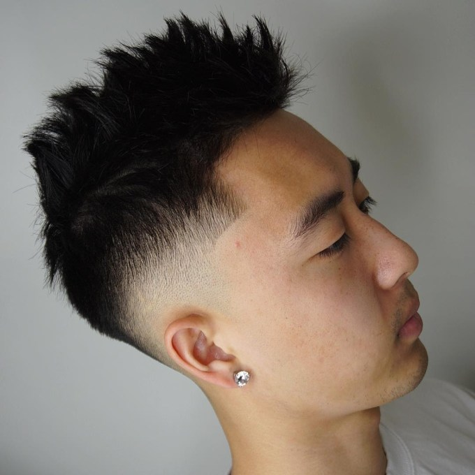 Best Hairstyles For Asian Men with Best Hairstyles For Asian Male Round Face