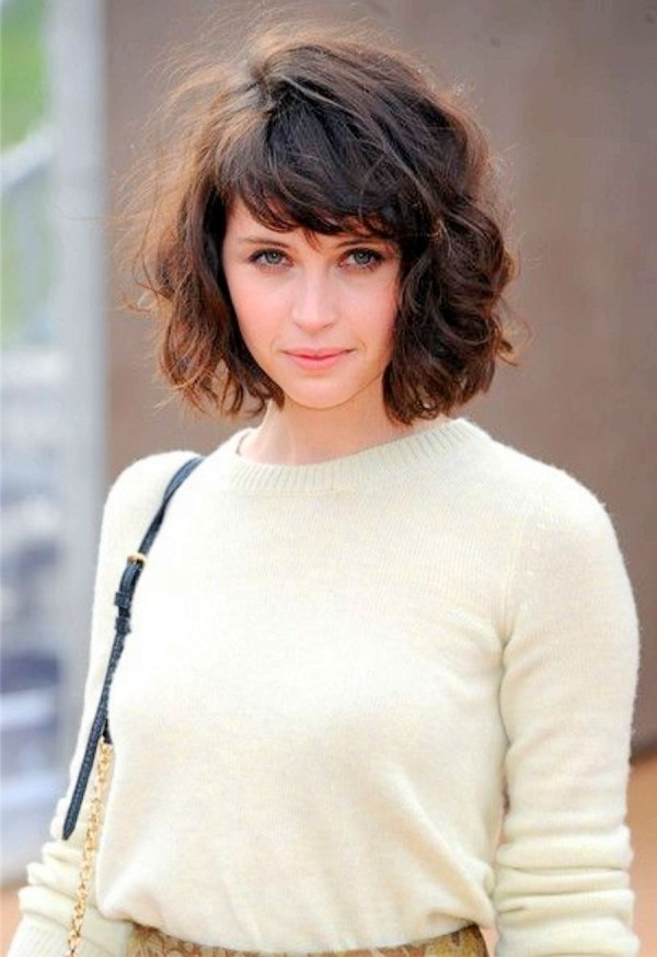 Bob With Side Bangs Asian - Google Search | Hair And Glasses | Short with regard to Top-drawer Asian Short Wavy Hairstyles