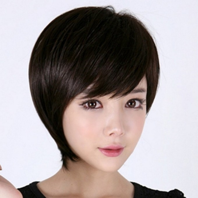 Cute Korean Girl Short Hair | Toffee Art in The greatest Cute Asian Hairstyles For Short Hair