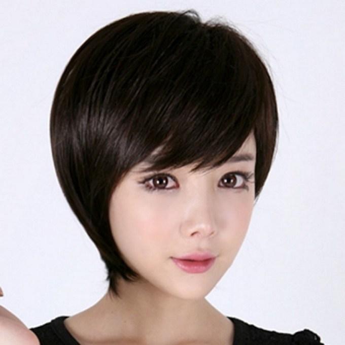 Cute Korean Girl Short Hair | Toffee Art intended for Cute Korean Hairstyles For Short Hair