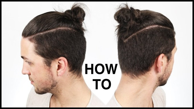 ✅ How To Tie The Perfect Man Bun/top Knot - Men's Hairstyle Ideas with regard to Asian Ponytail Hairstyles Male