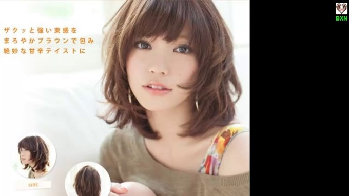 Hair & Beauty | 26+ Cute Short Haircuts For Asian Girls 2017 - Youtube with regard to Asian Layered Hair With Bangs