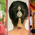 Indian Bridal Hairstyles | Wedding Hairstyles Step By Step | Bridal Bun And  Bridal Plait Hairstyles with Bridal Hairstyle Indian Wedding