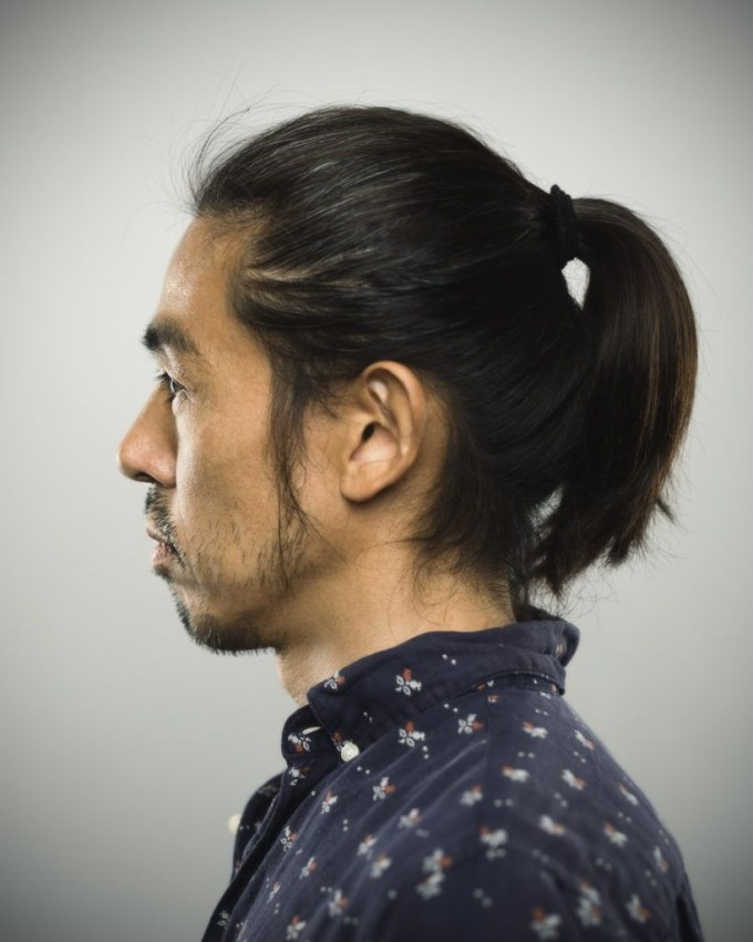 Man Ponytail: 10 Cool And Easy Styles For Any Hair Type within Asian Ponytail Hairstyles Male