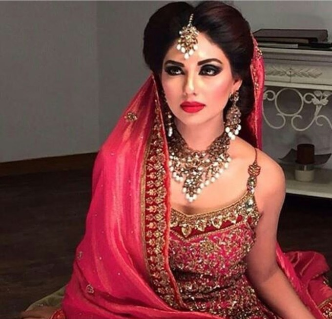 Pakistani Wedding Hairstyles For Short Hair - Top Pakistan inside Amazing Asian Wedding Hairstyles 2017
