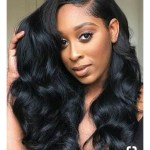 Pin By Classic Catering & Events On Hairstyle In 2019 | Body Wave throughout Classic Indian Weave Hairstyles