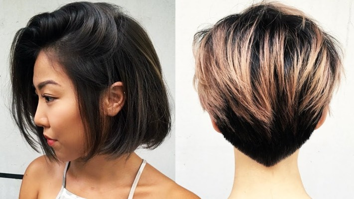 Short Haircuts For Asian Women   Short Asian Hairstyles For Women pertaining to Top-drawer Asian Hairstyles Short Hair