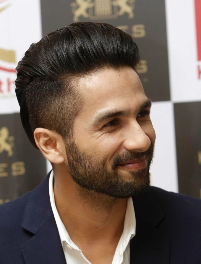 celebrity hairstyles male indian - wavy haircut
