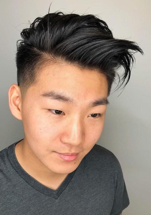Top 30 Trendy Asian Men Hairstyles 2019 pertaining to Asian Hairstyles Teenage Guys