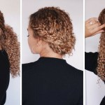 3 Super Easy Hairstyles For 3B/3C Curly Hair | Bella Kurls inside Hairstyles For 3B Curly Hair
