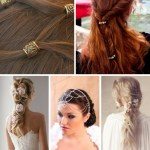 Celtic Inspired Hairstyles | Fashion & Wedding | Celtic Hair throughout Braided Hairstyle For Celtic Woman