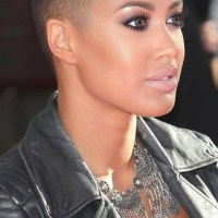 Faded Hair Cuts For Women Going Bald