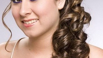 Pin On Wedding Hairstyles with regard to Indian Hairstyle For Round Chubby Face