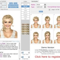 Try On Hairstyles Online For Free