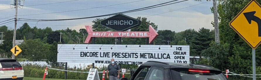 Read more about the article Metallica @ the Drive-In