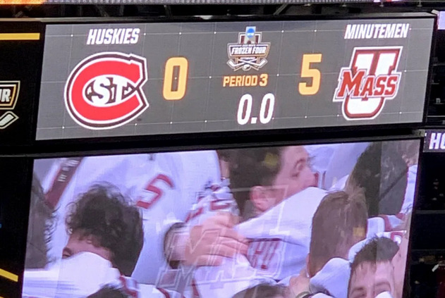 Read more about the article 2021 Frozen Four Championship
