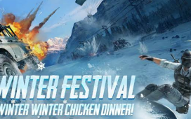 update PUBG Mobile 0.16.0 winter