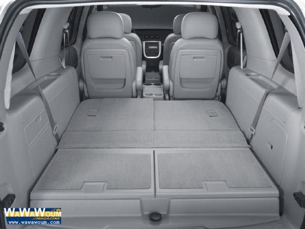 stow away seats minivan. Black Bedroom Furniture Sets. Home Design Ideas