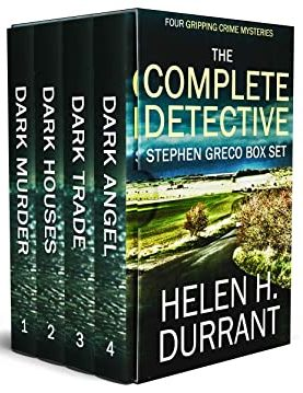 The Complete Detective Stephen Greco Box Set (4 crime thrillers)