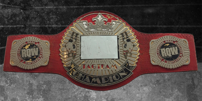 WAW World Tag Team Championship