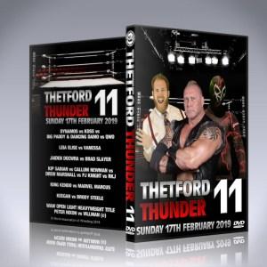 Thetford Thunder 11 DVD