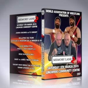 Lingwood Memory Lane 2 DVD
