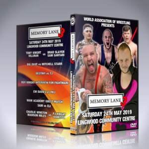Lingwood Memory Lane 3 DVD