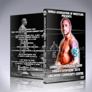 Lionheart Memorial Show DVD