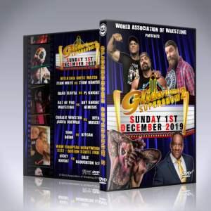 Gliderdrome Supershow 2 DVD