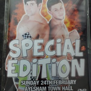 Special Edition DVD Cover