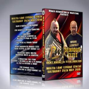 Lowestoft May 2019 DVD