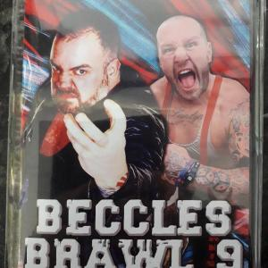 Beccles Brawl 9 Front Cover