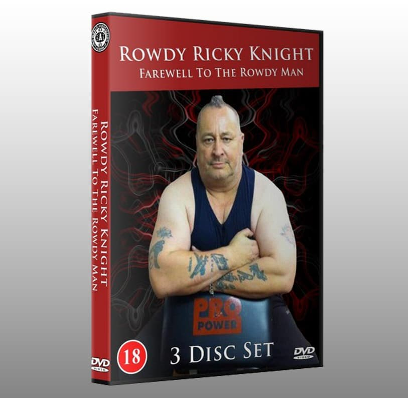 Farewell to the Rowdy Man