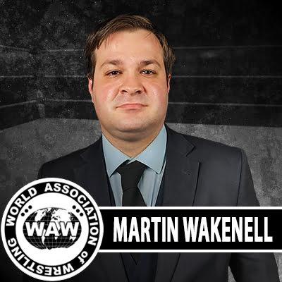 Martin Wakenell