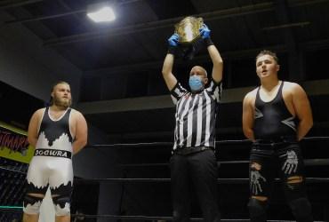 Ricky Knight Jr vs. Jaiden Docwra
