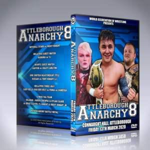 Attleborough Anarchy 8 DVD